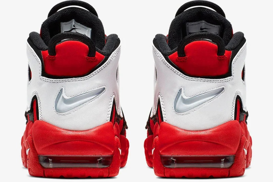 """Nike Air More Uptempo """"University Red"""""""
