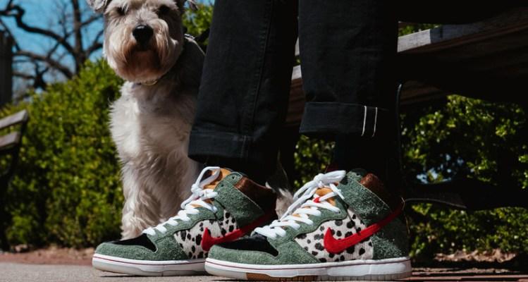 """Nike SB Dunk High """"Dog Walker"""""""