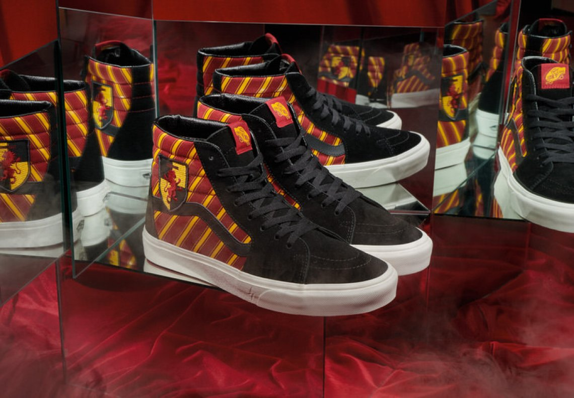 09994f4b0 When You Can Cop the Harry Potter x Vans Collection | Nice Kicks