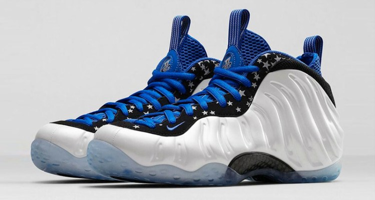 7153a109c7f0f5 This Foamposite PE Released 5 Years Ago Today