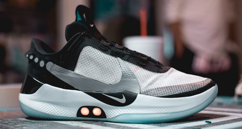 new styles 881e8 53ea6 Is Nike s Adapt BB Even Better Uncaged    Nice Kicks