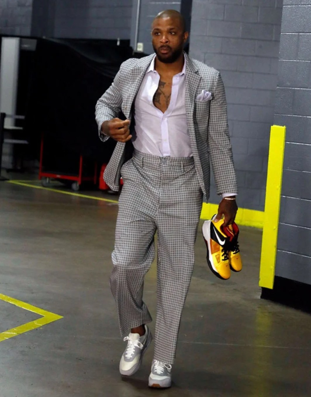 3bf3f0ba892e23 PJ Tucker in the Nike Air Max 1 (via League Fits) ...