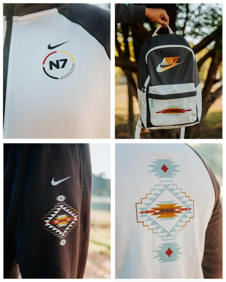 Nike N7 Pendleton Collection