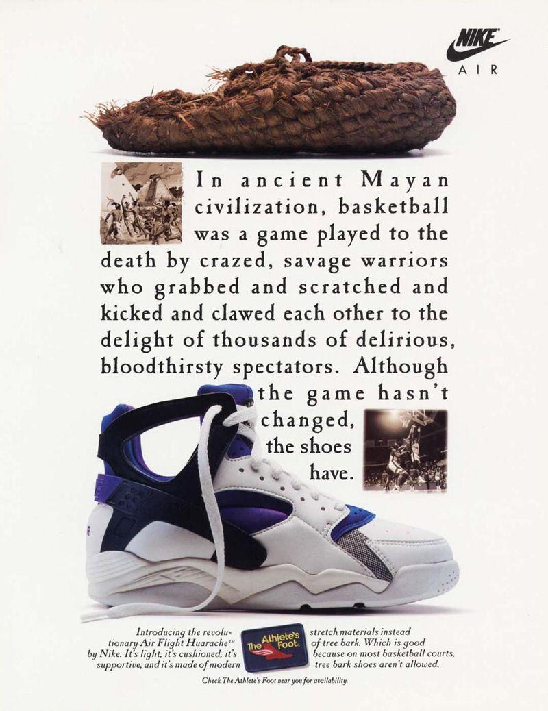 Huarache Tech's Place In Nike Basketball History   Sneaker History ...