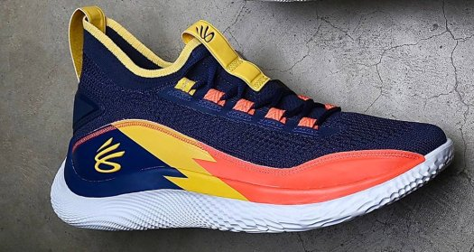 "Curry Flow 8 ""We Believe"" Warriors Release Information ..."