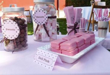 """Sweet Table European Contest"": Los patrocinadores (VIII)"