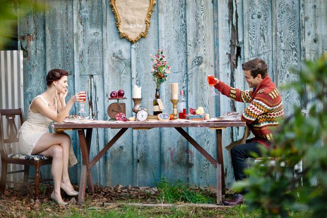 inspiracion boda de otoño