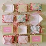 Cosas bonitas: Invitaciones en cajitas