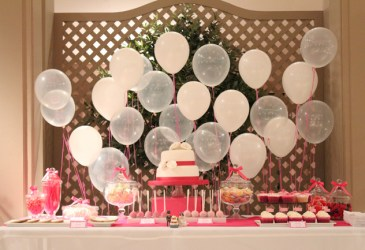 Nice Party: Decorando una boda con globos