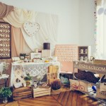 Nice Party en Love & Vintage por Bossanova Weddings