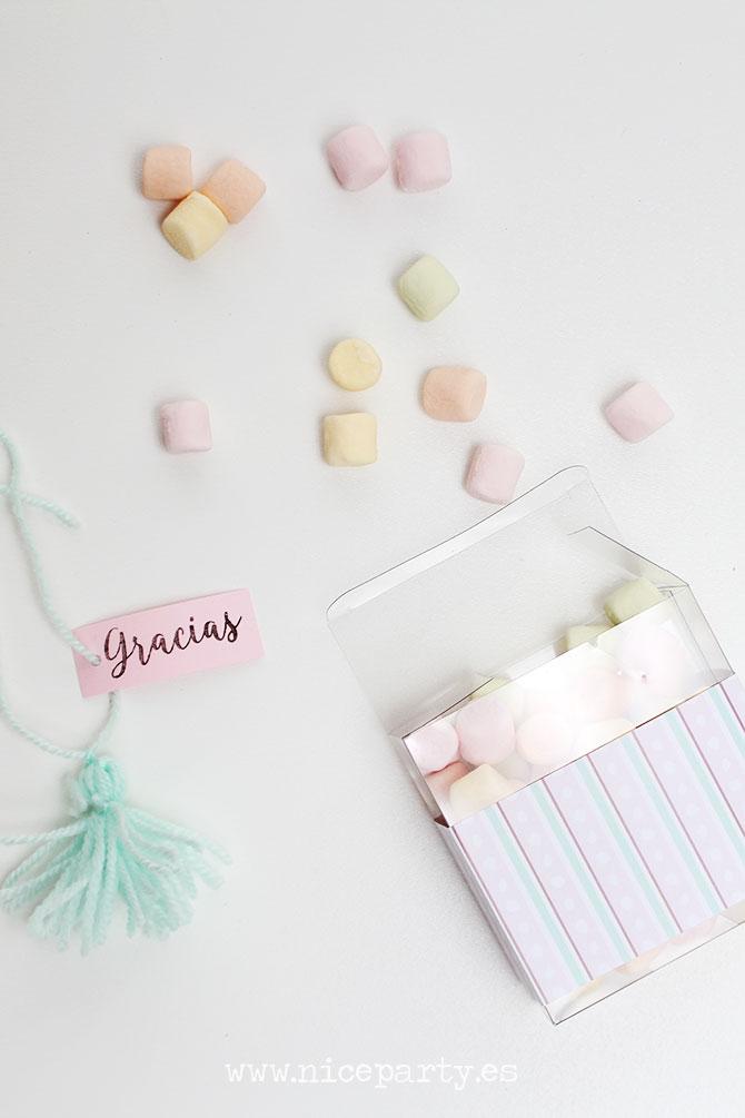 DIY cajitas de regalo para la profesora y los compañeros de clase (1)