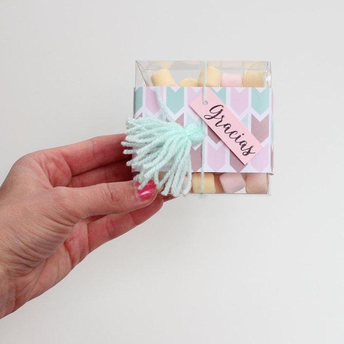 DIY cajitas de regalo para la profesora y los compañeros de clase (4)