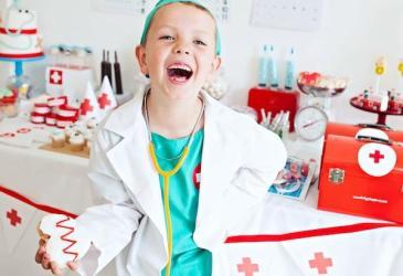 Inspiración: Fiesta de médicos y enfermeras