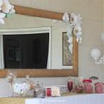 Nice Party: Decorando con flores de papel