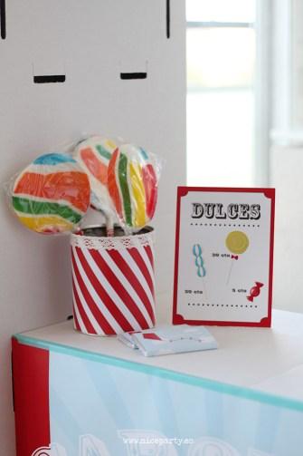 Nice Party cumpleaños Mary Poppins puesto ikea