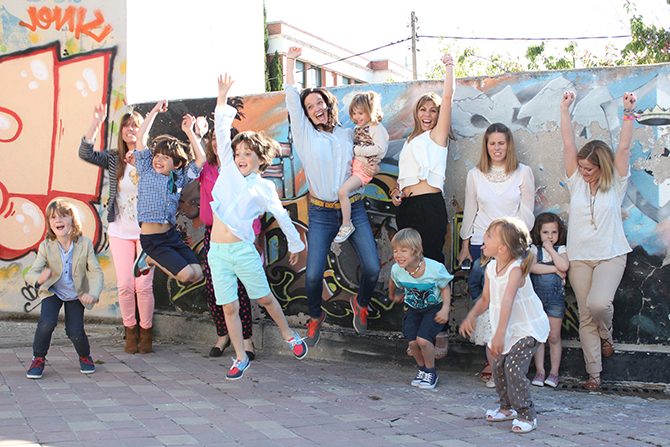 Nice Party H&M Kids Holamamá Store