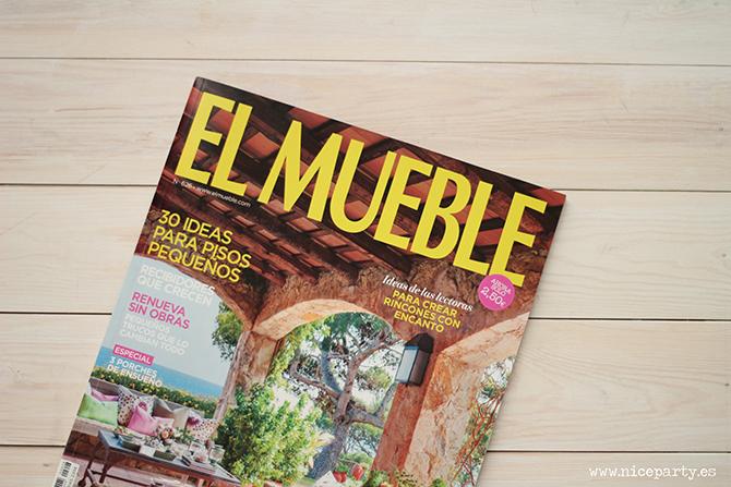 Nice Party en la revista El Mueble