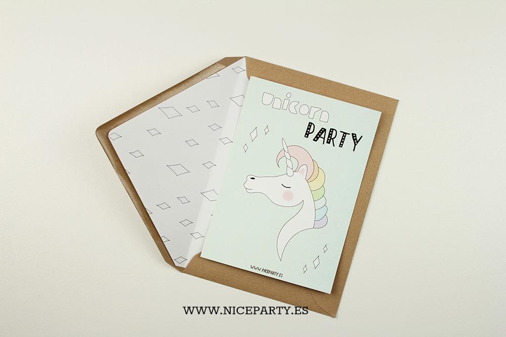 Nice Party Como hacer un sobre con un papel estampado