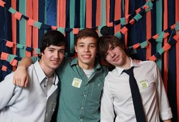 Nice Party: El photocall del 18 cumpleaños