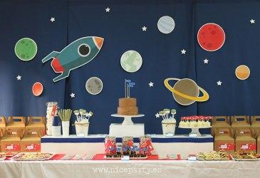 El cumpleaños del espacio exterior