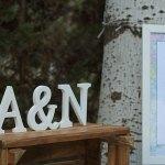 Decoración de una boda viajera