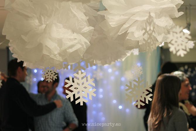 Nice Party fiesta Frozen Decoración