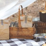 Nice Party: Un picnic en blanco y negro
