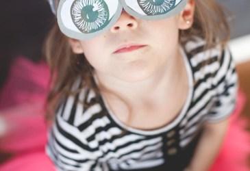 Cosas bonitas: Mirada infantil