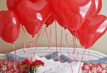 Inspiración: Rojo San Valentín