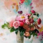 Cosas bonitas: De flores y acuarelas