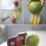 Cosas bonitas: Mensajes en la manzana