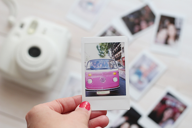Nice Party sorteo Instax Mini 8