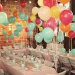 Inspiración: Un 30 cumpleaños con photocall incluido