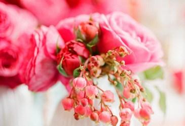 Inspiración: Rosa, turquesa y oro