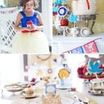 Fiestas infantiles: Cumpleaños inspirado en Blanca Nieves