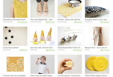 Etsy, treasuries y curiosidades