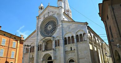 Nice place 104 – Modena Cathedral