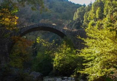 The places of Sovicille – Pia's Bridge