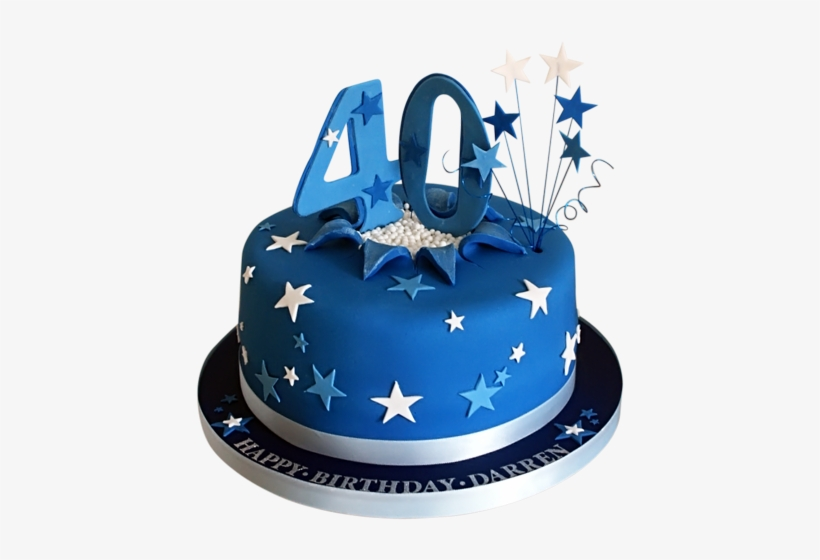40 Birthday Cake Ideas Simple Mens Birthday Cake Transparent Png 500x500 Free Download On Nicepng