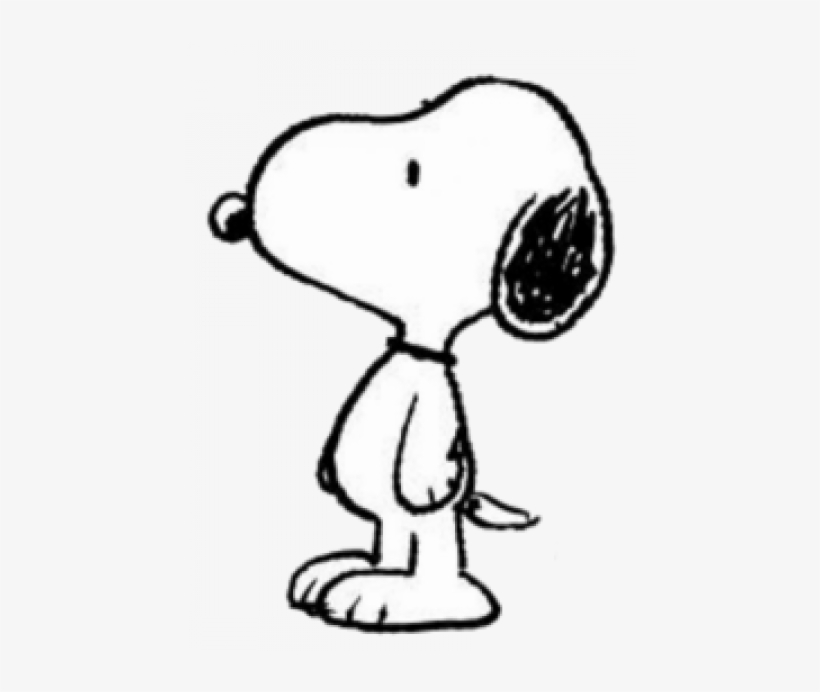 Snoopy Drawing Snoopy Coloring Pages Simple Transparent Png 450x612 Free Download On Nicepng