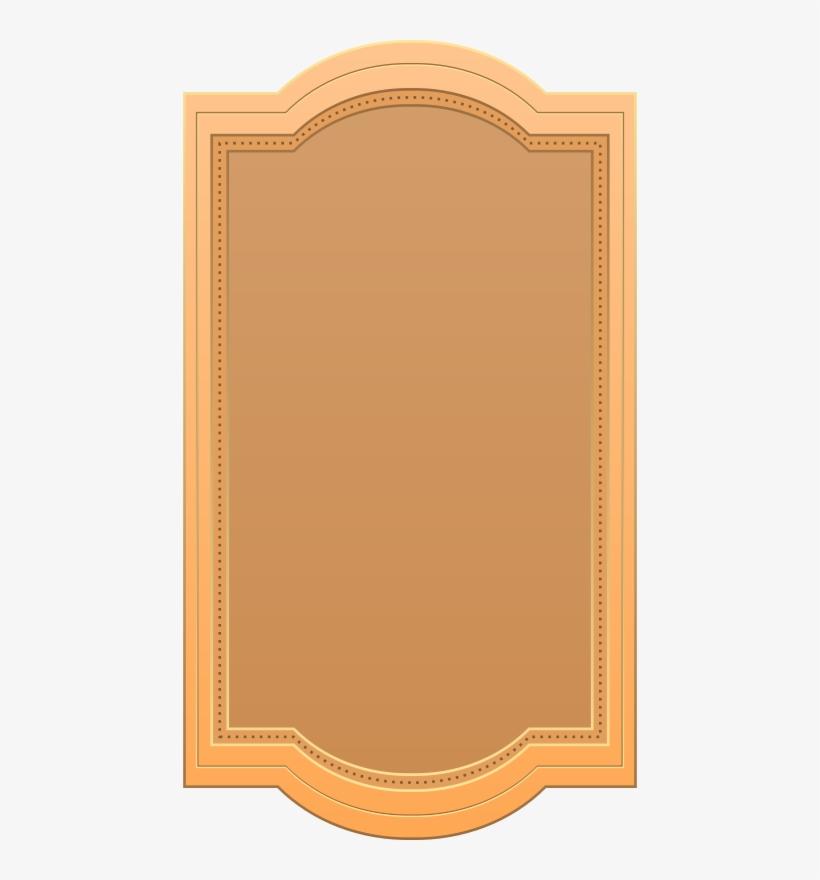 free blank sign menu card background