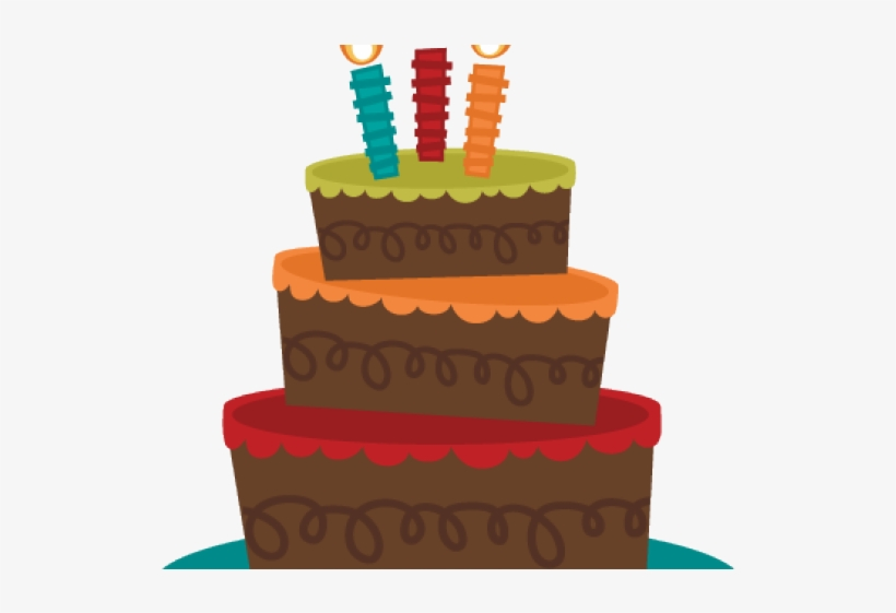 Birthday Cake Clipart 3rd Transparent Background Cake Clipart Png Transparent Png 640x480 Free Download On Nicepng