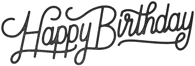 Download Hd Fancy Happy Birthday Png Image Happy Birthday In Cool Letters Transparent Png Image Nicepng Com