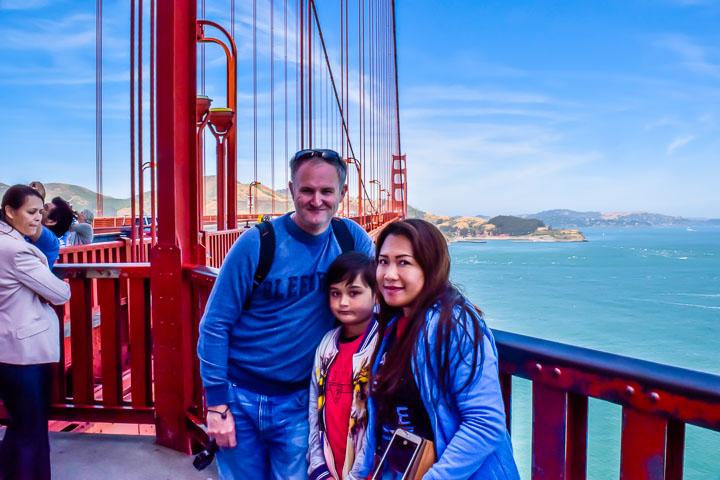 P029 San Francisco Golden Gate Bridge