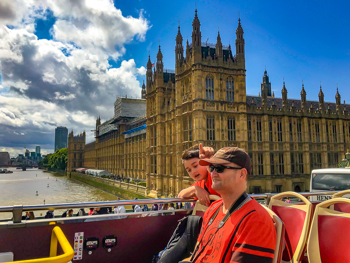 London Ultimate 2 Day Itinerary parliament