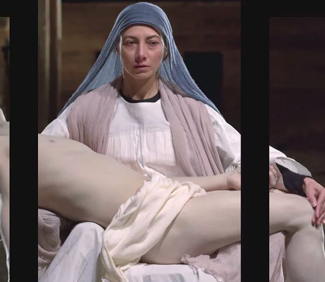 Bill Viola The Road to St Pauls review  comehellip