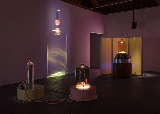 Installation view Mike Kelley Kandors 1999  2011 Hauser amphellip