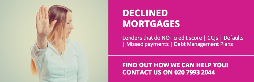 Mortgage with CCJ