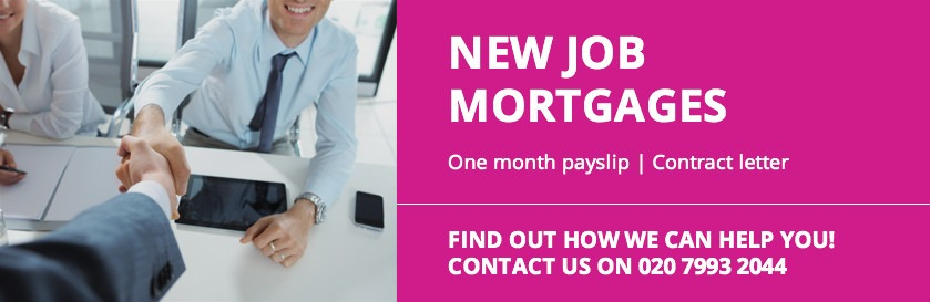 Mortgage with a New Job