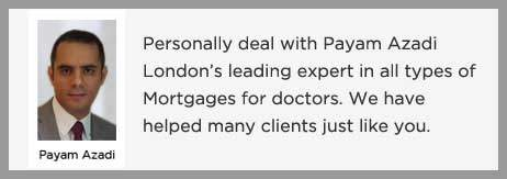 Mortgage advice for Doctors